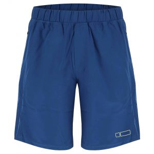 Men's D.I.W.O.® fabric shorts with zip pockets