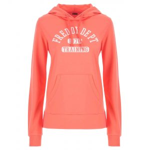 Women's hoodie with a front pocket